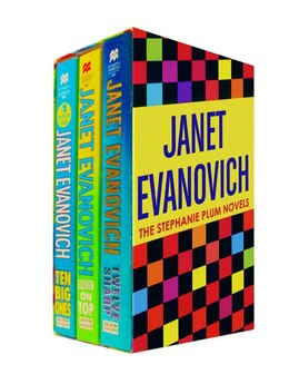 Book Janet Evanovich Boxed Set 4 (10, 11, 12): Ten Big Ones, Eleven On Top, And Twelve Sharp by Janet Evanovich