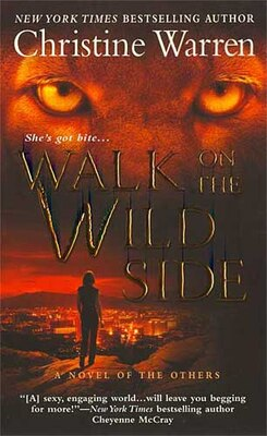 Book Walk On The Wild Side by Christine Warren
