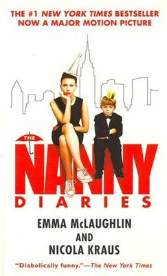 Book The Nanny Diaries: A Novel by Emma McLaughlin