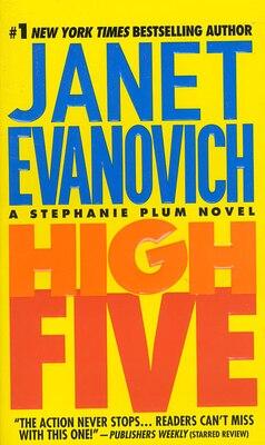 Book High Five: A Stephanie Plum Novel by Janet Evanovich