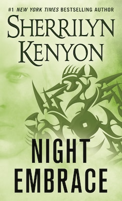 Book Night Embrace: A Dark-hunter Novel by Sherrilyn Kenyon
