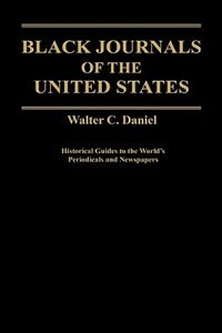 Book Black Journals of the United States by Walter C. Daniel