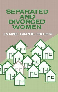 Book Separated And Divorced Women by Lynne Carol Halem