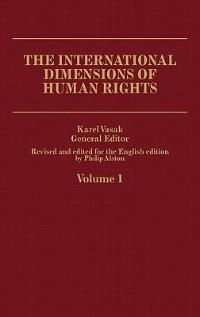 Book Intl. Human Right V1 by .. Vasak