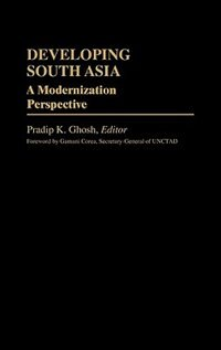 Book Developing South Asia: A Modernization Approach by Pradip K. Ghosh