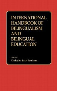 Book International Handbook Of Bilingual Education by Christina Bratt Paulston