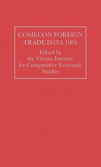 Book Comecon Foreign Trade Data 1984 by .. Vienna