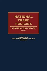 Book National Trade Policies by Dominick Salvatore