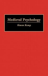 Book Medieval Psychology by Simon Kemp