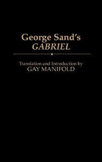 Book George Sand's Gabriel by George Sand