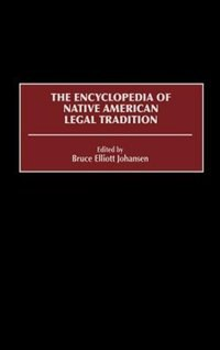 Book The Encyclopedia of Native American Legal Tradition by Charles Riley Cloud
