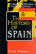 Book The History Of Spain by Peter Pierson