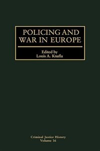Book Policing And War In Europe by Louis A. Knafla