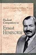 Book Student Companion To Ernest Hemingway by Lisa Tyler