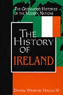 Book The History Of Ireland by Daniel Webster Hollis