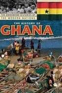 Book The History Of Ghana by Roger S. Gocking
