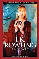 Book J.K. Rowling Biography (Unauthorized) by Kirk