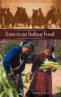 Book American Indian Food by Berzok