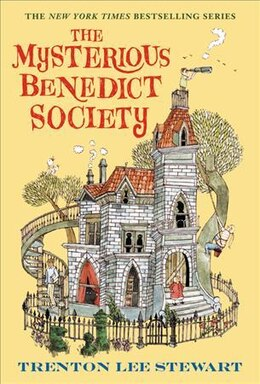 Book The Mysterious Benedict Society by Trenton Lee Stewart