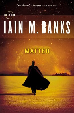 Book Matter by Iain M. Banks