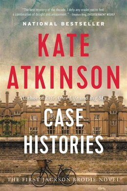 Book Case Histories by Kate Atkinson