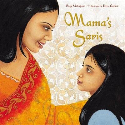 Mama's Saris by Pooja Makhijani
