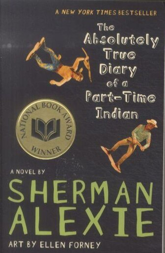 The Absolutely True Diary Of A Part-time Indian by James Patterson