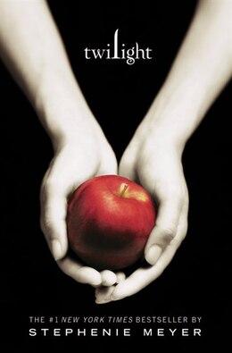 Book Twilight by Stephenie Meyer