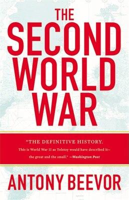 Book The Second World War by Antony Beevor