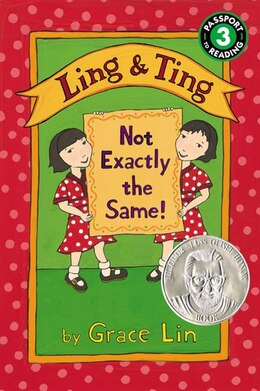Book Ling & Ting: Not Exactly the Same! by Grace Lin