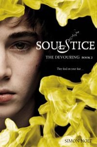 Book The Devouring #2: Soulstice by Simon Holt
