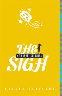 The Sigh Of Haruhi Suzumiya (light Novel)