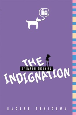 Book The Indignation Of Haruhi Suzumiya by Nagaru Tanigawa