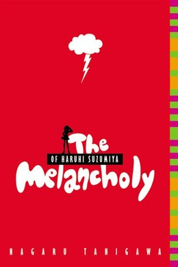 Book The Melancholy of Haruhi Suzumiya by Nagaru Tanigawa