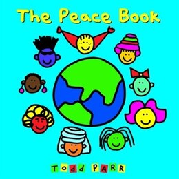 Book The Peace Book by Todd Parr