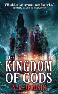 Book The Kingdom Of Gods by N. K. Jemisin