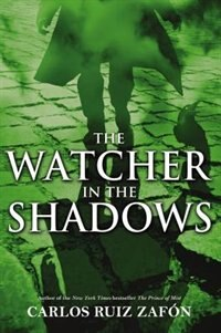 Book The Watcher In The Shadows by Carlos Ruiz Zafon