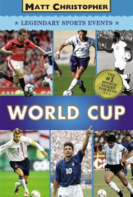 Book World Cup by Matt Christopher