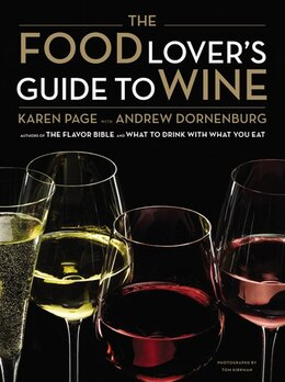 Book The Food Lover's Guide To Wine by Karen Page
