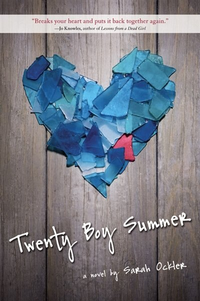 Twenty Boy Summer by Sarah Ockler
