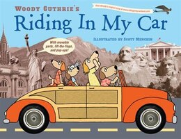 Book Riding In My Car by Woody Guthrie