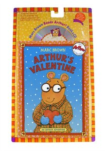Arthur's Valentine: Book & Cd