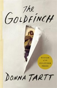 The Goldfinch: A Novel (pulitzer Prize For Fiction) by Donna Tartt