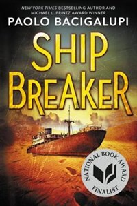 Book Ship Breaker by Paolo Bacigalupi