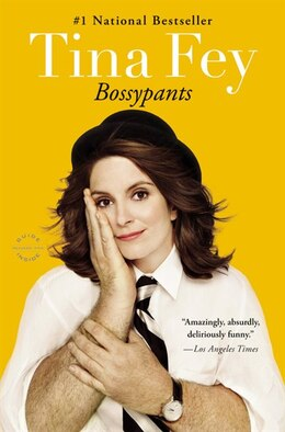 Book Bossypants by Tina Fey