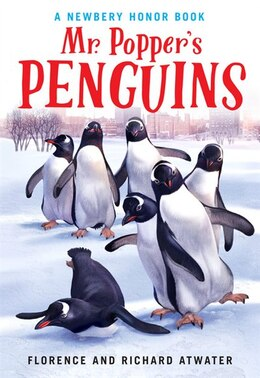 Book Mr. Popper's Penguins by RICHARD ATWATER