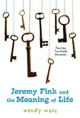 Book Jeremy Fink And The Meaning Of Life by Wendy Mass