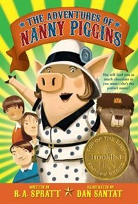 Book The Adventures Of Nanny Piggins by R. A. Spratt
