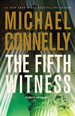 Book The Fifth Witness by Michael Connelly