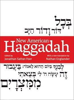 Book New American Haggadah by Jonathan Safran Foer